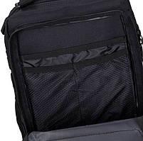 Тактический, городской, штурмовой,военный рюкзак TacticBag на 30-35литров Черный, фото 4