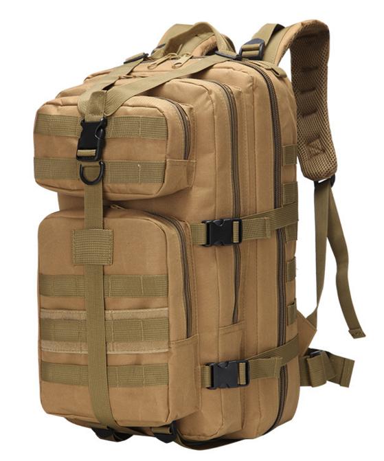 Тактический, городской, штурмовой,военный рюкзак TacticBag на 30-35литров Кайот