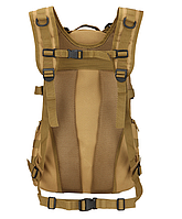 Рюкзак городской,тактический,штурмовой  TacticBag на 30-35литров Черный, фото 2