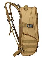 Рюкзак городской,тактический,штурмовой  TacticBag на 30-35литров Черный, фото 3