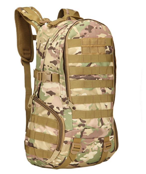Рюкзак городской,тактический,штурмовой  TacticBag на 30-35литров Мультикам