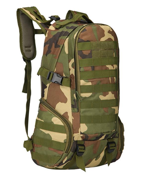 Рюкзак городской,тактический,штурмовой  TacticBag на 30-35литров Вудленд