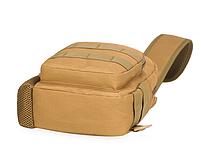 Тактическая, штурмовая, военная, городская сумка TacticBag Кайот, фото 2
