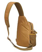 Тактическая, штурмовая, военная, городская сумка TacticBag Кайот, фото 3