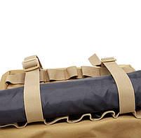 Тактический туристический рюкзак TacticBag на 65-70 литров Хаки, фото 5