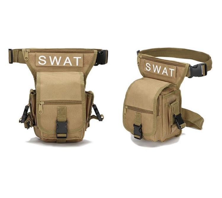 Набедренная поясная сумка TacticBag  Swat Кайот