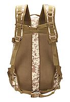 Рюкзак тактический, штурмовой, городской TacticBag на 35литров Мультикам, фото 5