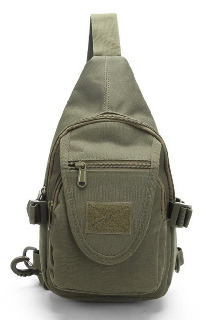 Тактическая,городская сумочка через плечо TacticBag Хаки