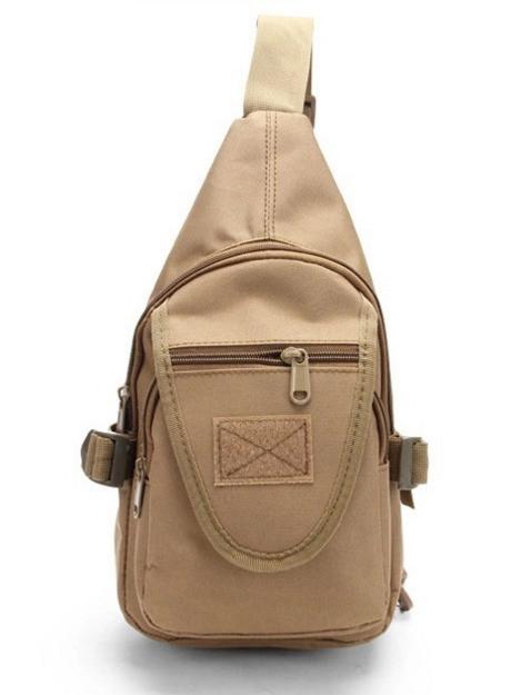 Тактическая,городская сумочка через плечо TacticBag Кайот