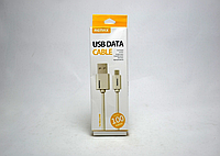 Кабель MicroUSB Remax Data Cable (1 м)