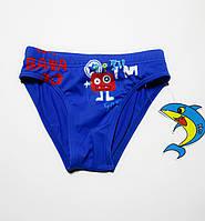 Купальные детские плавки для мальчика Teres Синий, фото 1