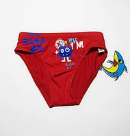 Купальные детские плавки на мальчика Teres Красный, фото 1