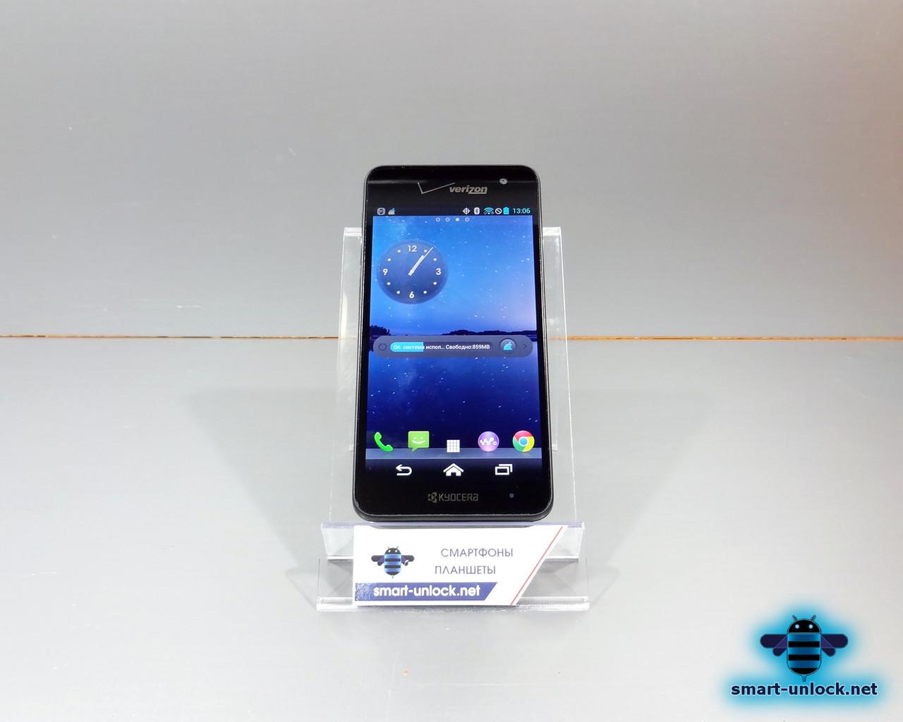Телефон, смартфон Kyocera Hydro Elite C6750 Покупка без риска! Гарантия!