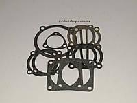Комплект прокладок поршневого блока LB-30 (паронит 1,0мм, металл)