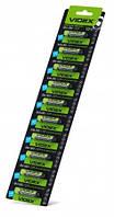 Videx лужна Батарейка LR03/AAA 10x1pcs відривний blister card