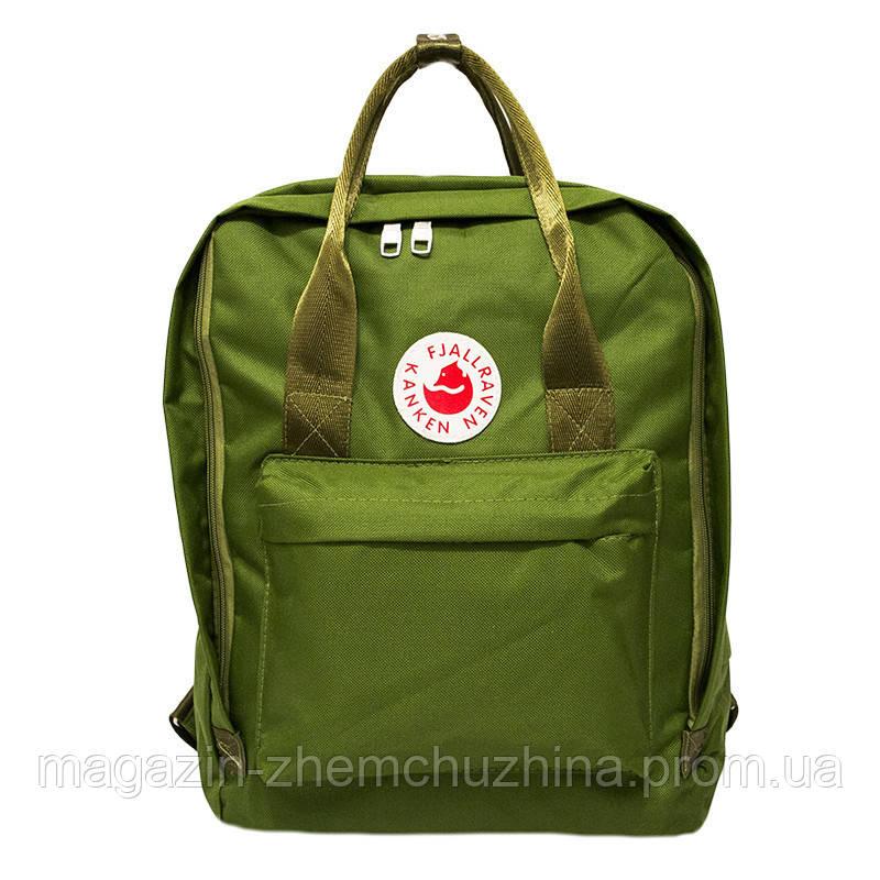 a0105e247571 Городской рюкзак (FJALLRAVEN KANKEN) 5 Цвета Зеленый - Магазин