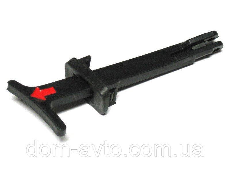 Ручка відкривання капота 1J0823593C Octavia II Roomster Superb II Bora Golf Passat b6 Polo