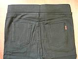 """Штаны женские джинсовые """"Ласточка"""". р. М. Черные., фото 7"""