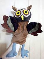 Кукла-перчатка Сова большая