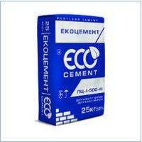 Экоцемент ПЦ-II/АШ-500 25 кг голубой