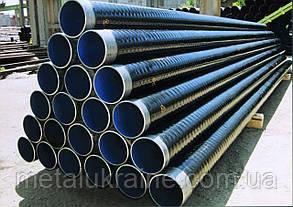 Труба 273*6  в весьма-усиленной битумно-полимерной гидроизоляции ВУС изоляция