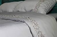 Комплект постельного белья с вышивкой , фото 1