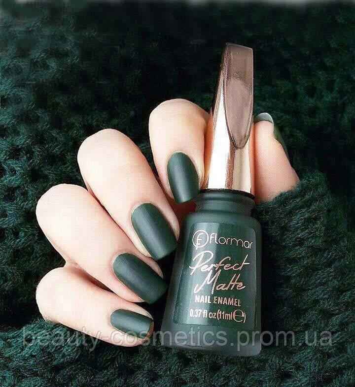 02034a701a88 Матовый лак для ногтей Flormar 006, цена 65 грн., купить в Виннице ...