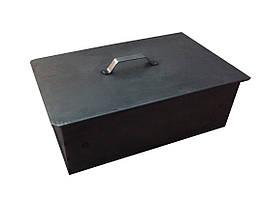 Коптильня  1 уровень и поддон (465x275x210 мм) металл 1мм