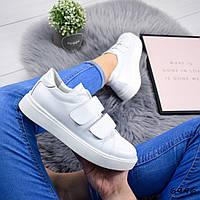 Кеды женские Fame Белые , обувь женская
