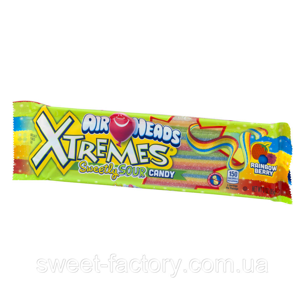 AirHeards Xtremes Rainbow berry 85 g