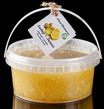 Имбирь с лимоном, протёртые с сахаром 0,5 кг