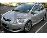 Лобовое стекло Toyota Auris '07-12 (AGC) , фото 3