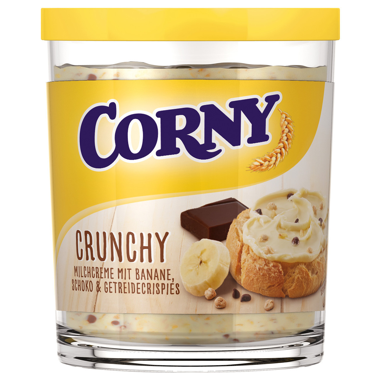 Шоколадная паста Corny Крем-шоколад-банан