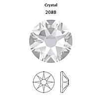 Стразы ss16 Crystal, Xirius 16 граней, 1440шт. (3,8-4,0мм)