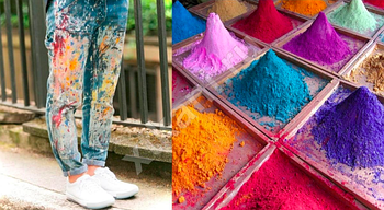 Краситель для ткани Анелиновый (анелиновая) краска для одежды Уневерсальная