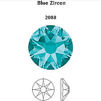 Стразы ss20 Green Zircon, Xirius, NEW, 16 граней, 100шт. (5,0мм), фото 1