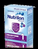 Сухая детская молочная смесь Nutrilon (Нутрилон) Гипоаллергенный 1 , 600 г