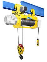 Тельфер 3т/6м производства Россия (Барнаул) Грузоподъемность 3200 кг, высота 6,3 метра Т320-511, фото 1
