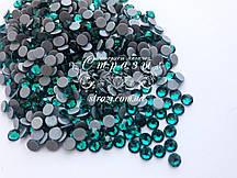 Термо-стрази ss16 Blue Zircon Xirius, NEW, 16 граней, 1440шт. (4,0 мм)