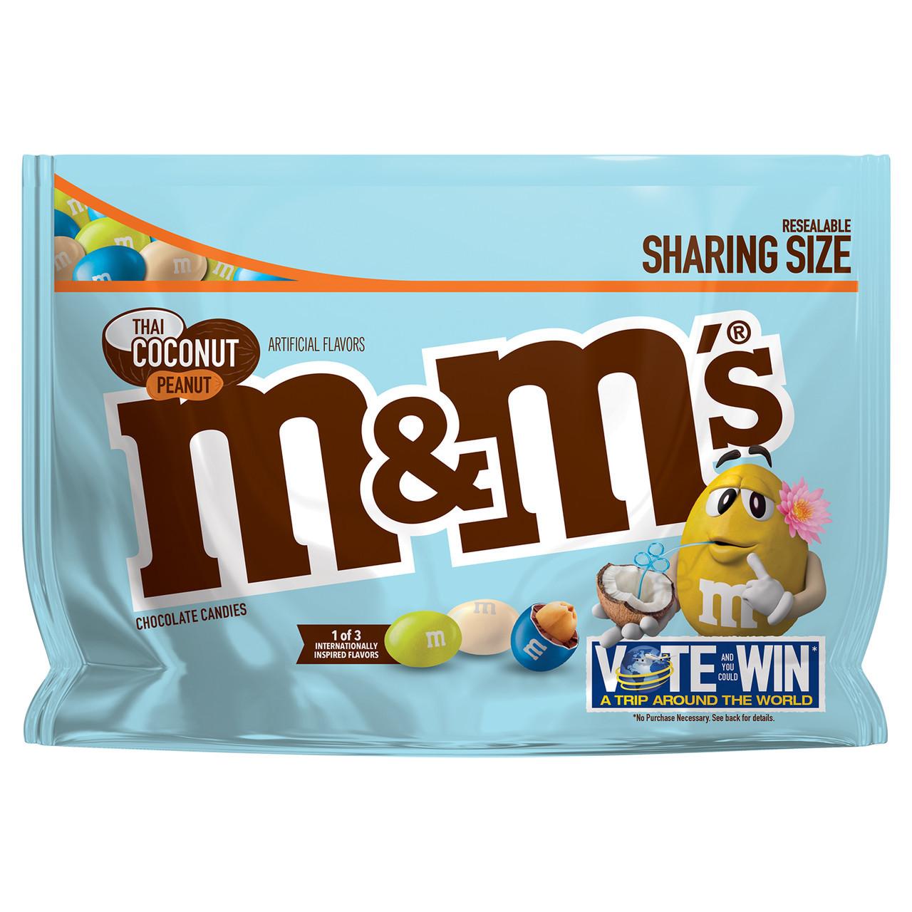 Драже M&M´s Thai Coconut Peanut 272.2 g