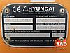 Фронтальний навантажувач Hyundai HL780-9 (2012 р), фото 3