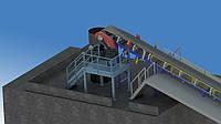 Стрічковий конвеєр К64, фото 1