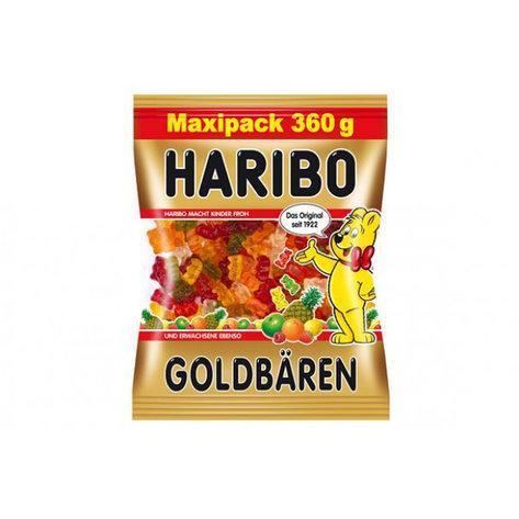 Желейные конфеты Haribo Goldbaren 360 g