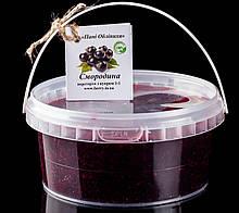 Смородина протертая с сахаром 1:1 0,5 кг