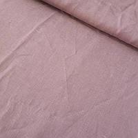 Льон рожево-коричневий, ширина 150 см, фото 1