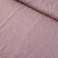 Лён розово-коричневый, ширина 150 см, фото 1