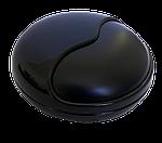 Беспроводные наушники блютуз-гарнитура с зарядным кейсом 500 мА*ч. Wi-pods К10 наушники Bluetooth 5.0.Черные, фото 2