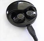 Беспроводные наушники Wi pods K10 блютуз наушники  bluetooth 5.0  наушники с микрофоном Черные, фото 9