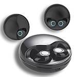 Беспроводные наушники Блютуз наушники  bluetooth 5.0  Wi-pods K10 наушники с микрофоном ОРИГИНАЛ Черные, фото 8