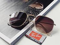 Сонцезахисні окуляри Ray Ban чорні